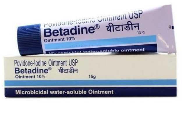 Betadine in Hindi की जानकारी, लाभ, फायदे