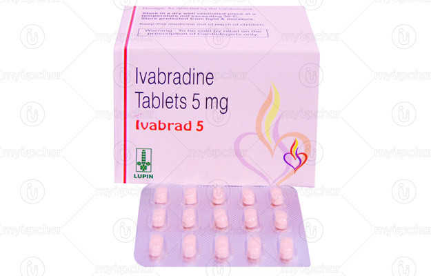Ivabrad benefits, side effects, price, dose, how to use, interactions