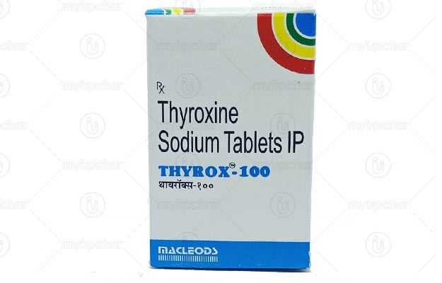 Thyrox Tablet Benefits Side Effects Price Dose How To Use